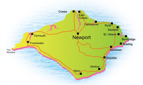 Holiday Properties To Let In Newport Isle of Wight